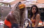 Renan se nega a cortar cabelo no estilo de Wesley Safadão e Juliana reclama: 'Chato'
