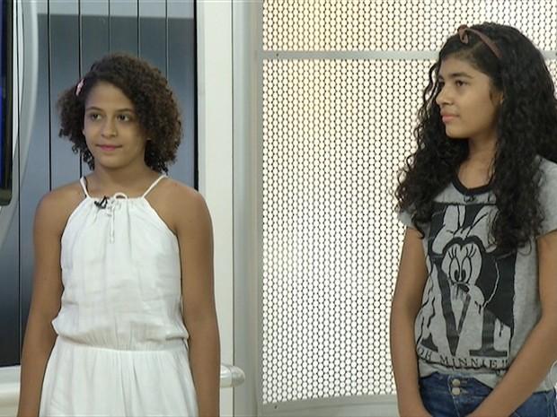 são as representantes em Palmas (Foto: Reprodução/TV Anhanguera)