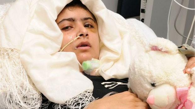 Malala foi alvejada pelo Talebã em 2012; sua fama, que era local, tornou-se mundial (Foto: BBC)
