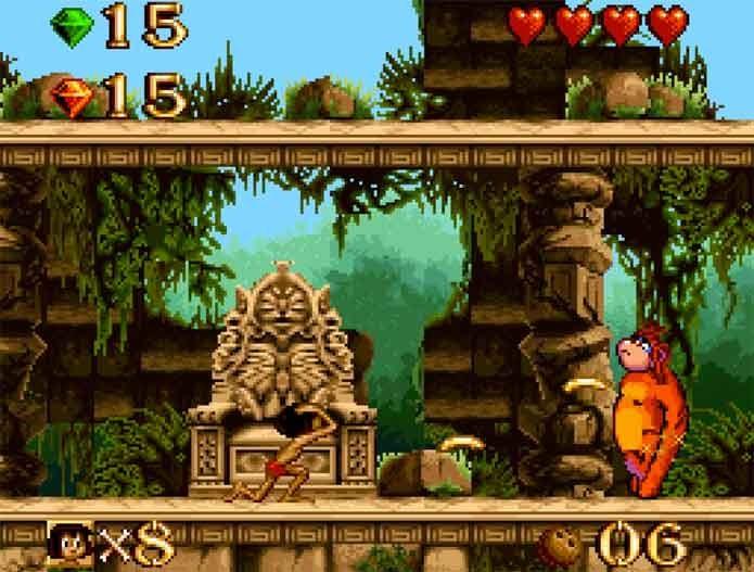 Jungle Book (Foto: Reprodução/RetroGaming)
