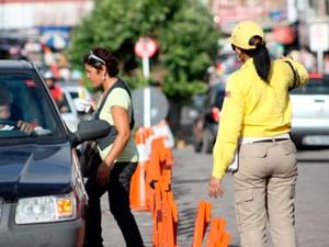 Agentes de trânsito apoiarão ações de combate à irregularidades em Natal