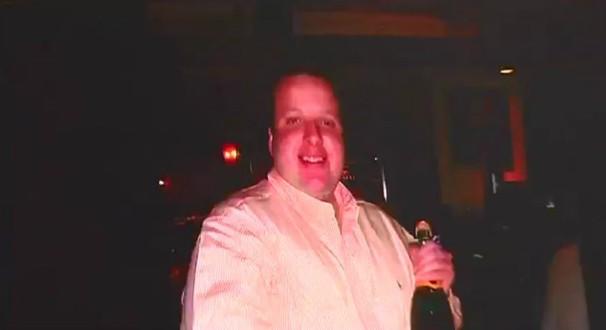 Homem perdeu peso na academia (Foto: Reprodução/RBS TV)