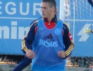 treino romênia torje (Foto: Sergio Gandolphi/Globoesporte.com)
