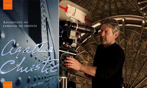 Kenneth Branagh vai protagonizar e dirigir a adaptação de 'Assassinato no Expresso do Oriente' (Foto: Divulgação)