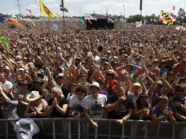 Glastonbury (Foto: Reuters)