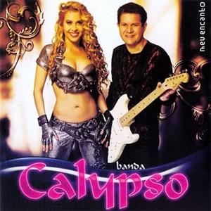 CD 'Meu encanto', do Calypso (Foto: Divlugação)