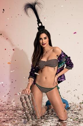 Thaila Ayala (Foto: André Nicolau / Revista Corpo a Corpo / Divulgação)