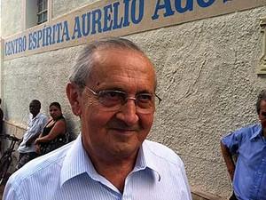 Eurípedes Dias trabalhou 27 anos com Celso (Foto: Paulo Borges/G1)