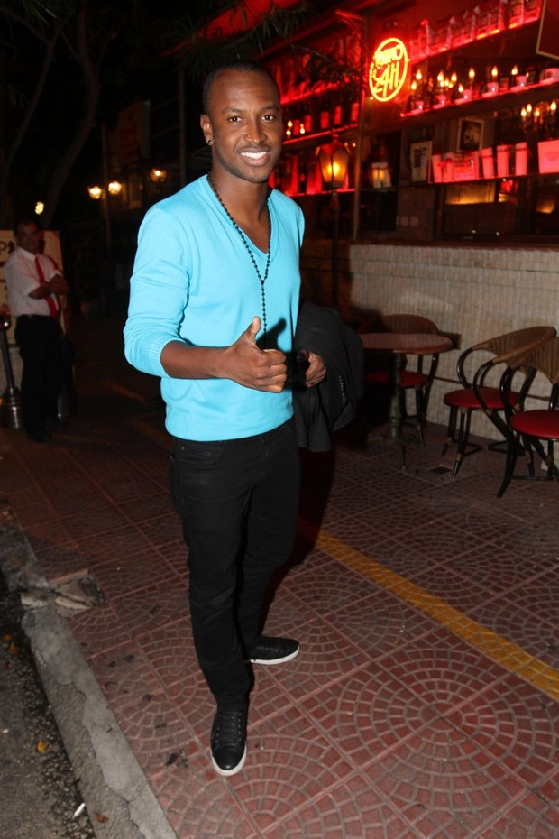 Thiaguinho (Foto: Leo Franco / Agnews)