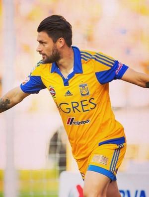 Rafael Sobis, atacante do Tigres (Foto: Reprodução / Instagram)