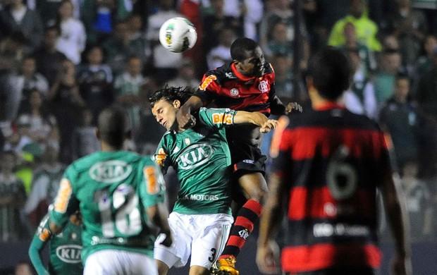 Renato Flamengo x Palmeiras (Foto: Marcos Ribolli / Globoesporte.com)