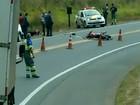 Motociclistas batem de frente em rodovia de São Pedro e morrem
