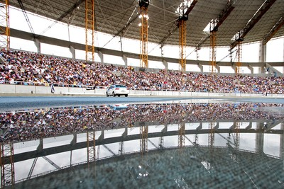 Engenhão Botafogo x Bonsucesso (Foto: Vitor Silva / SSPress)