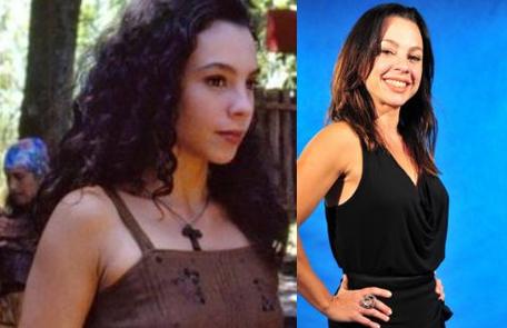 Carla Marins foi Elaine na história de Aguinaldo Silva, Ana Maria Moretzsohn e Ricardo Linhares. A última aparição dela em novelas foi em 'Malhação' Divulgação