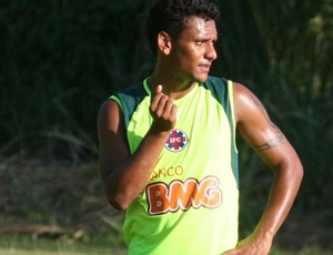 Meia Wellington Bruno, do Ipatinga (Foto: Assessoria do Ipatinga FC)