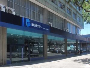 Banestes no Centro de Vitória (Foto: Assessoria de Comunicação/Banestes)