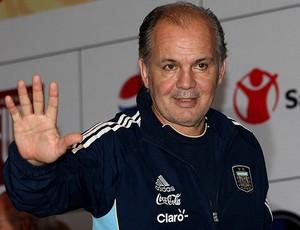 Alejandro Sabella argentina india (Foto: EFE)