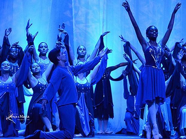 Dança & Magia atende 450 alunos da Rede Pública de Ensino (Foto: Divulgação)