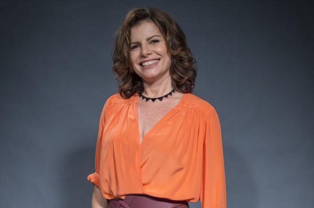 Débora Bloch (Foto: Alex Carvalho/TV Globo)