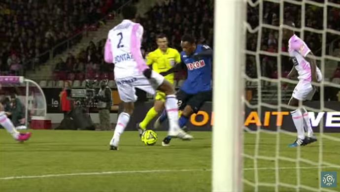 Martial gol Monaco