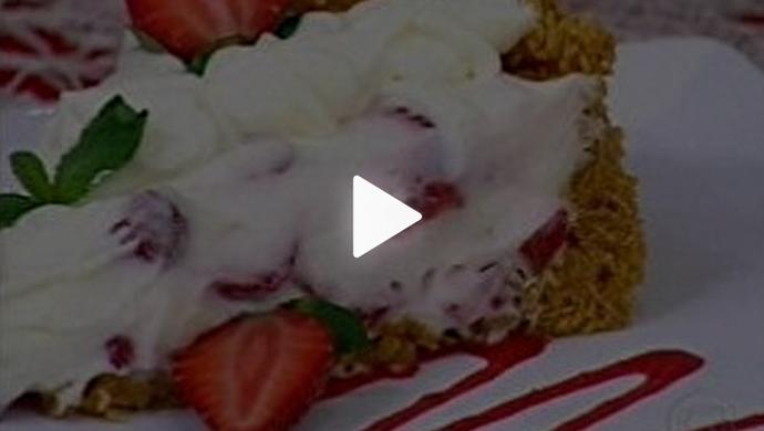 Torta de Morango (Foto: Gshow)
