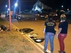 Acidentes em estradas federais de MT matam pelo menos três pessoas