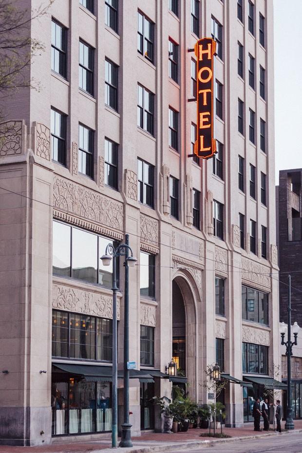 Ace Hotel New Orleans (Foto: Tim Black / divulgação)