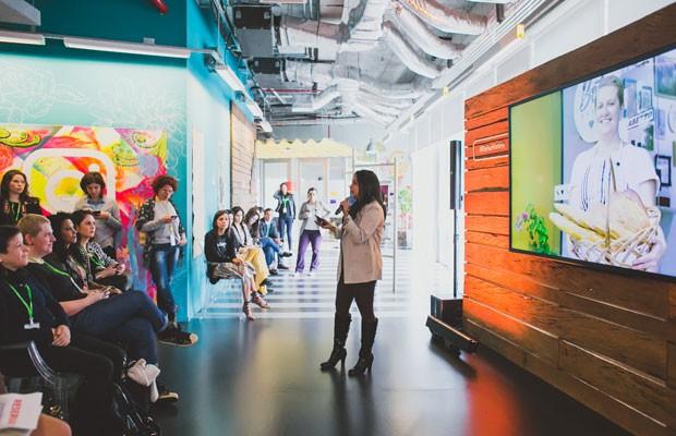Camila Fusco, diretora de empreendedorismo para América Latina do Facebook; a rede social e o Instagram criam iniciativa para empreendedoras #ElaFazHistória. (Foto: Divulgação/Facebook)