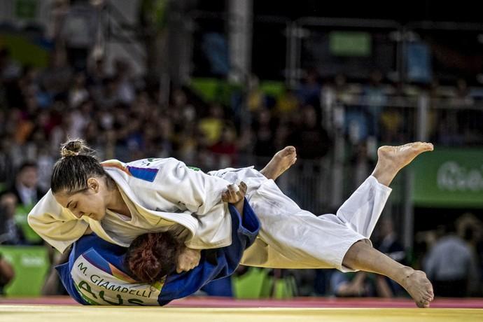 Mayra Aguiar Rio 2016 (Foto: Marcio Rodrigues/MPIX/CBJ)