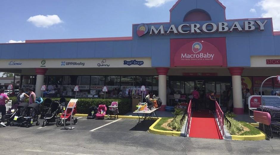 Loja da Macrobaby (Foto: Reprodução)