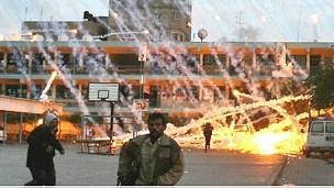 Arma incendiária foi banida há anos dos conflitos por causar danos a civis (Foto: Reuters)