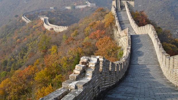 Muralha da China (Foto: Divulgao)