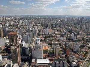 Curitiba ocupa a 10ª colocação no ranking de IDHM do Brasil (Foto: Divulgação/ Câmara Municipal de Curitiba)