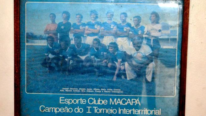 Macapá; Futebol; Amapá (Foto: Rafael Moreira/GE-AP)