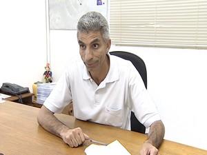 São Luiz do Paraitinga prefeito Alex Torres (Foto: Reprodução/TV Vanguarda)