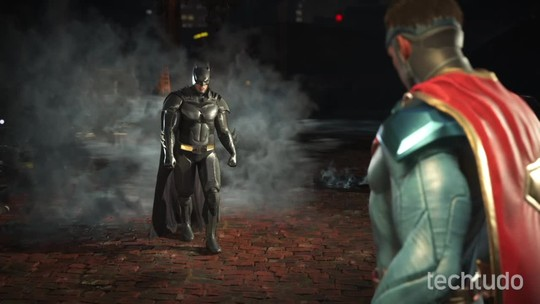 Review Injustice 2