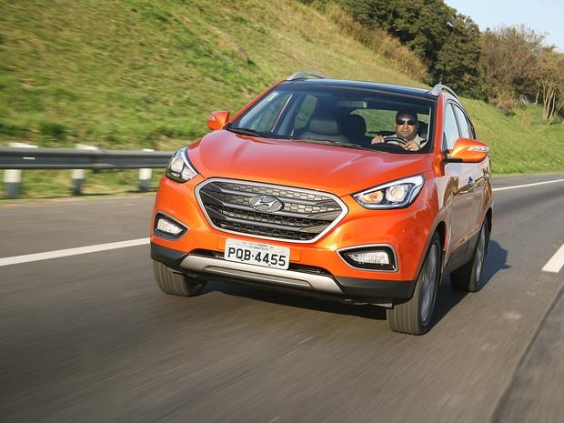 Novo Hyundai ix35 (Foto: Divulgação)