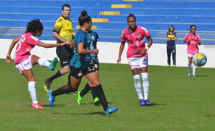 São José Centro Olímpico Paulista feminino (Foto: Tião Martins/ PMSJC)