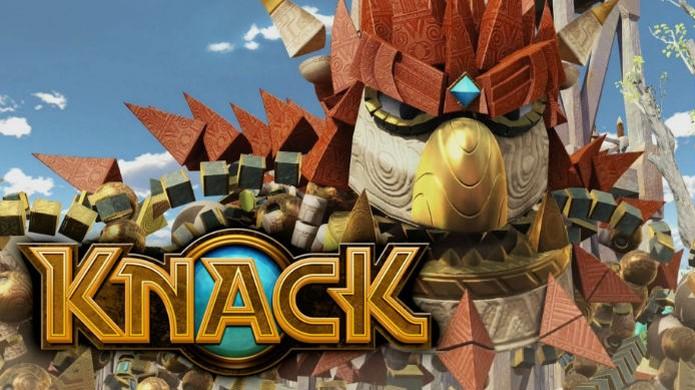 Knack foi uma grande decepção no PS4 (Foto: Divulgação/Sony) (Foto: Knack foi uma grande decepção no PS4 (Foto: Divulgação/Sony))