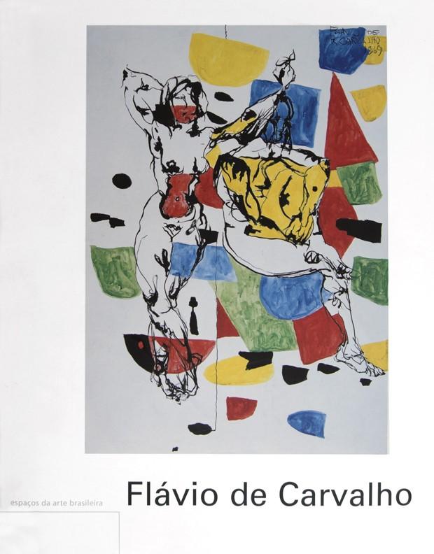 Flavio de Carvalho (Foto: Divulgação)