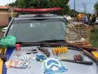 Em operação de combate ao tráfico de drogas, oito são detidos no TO