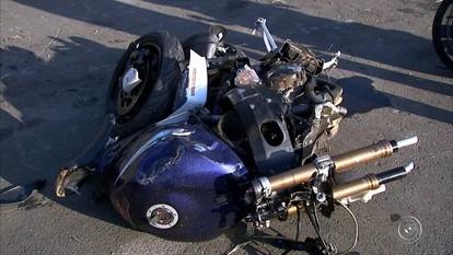 Acidente mata três motociclistas na Rodovia Anhanguera em Jundiaí