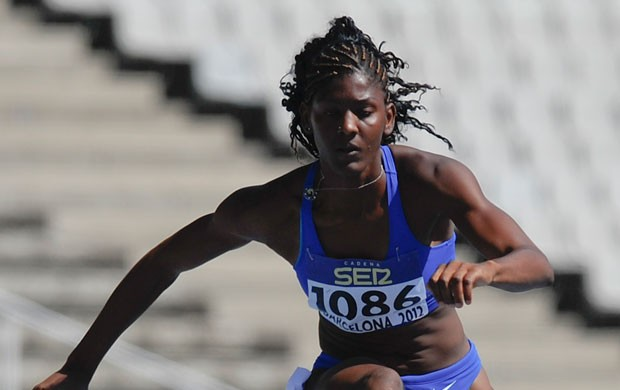 mundial juvenil de atletismo Tamara de Sousa (Foto: Ag&#234;ncia Getty Images)