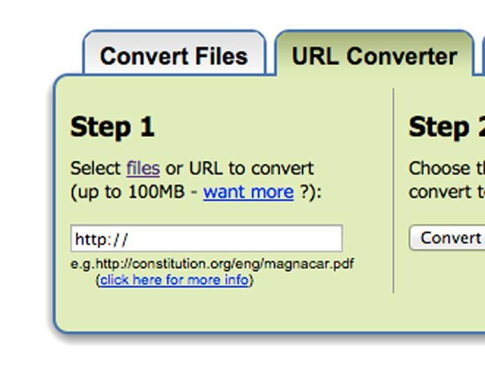 Envie a url do arquivo (Foto: Reprodução/André Sugai)