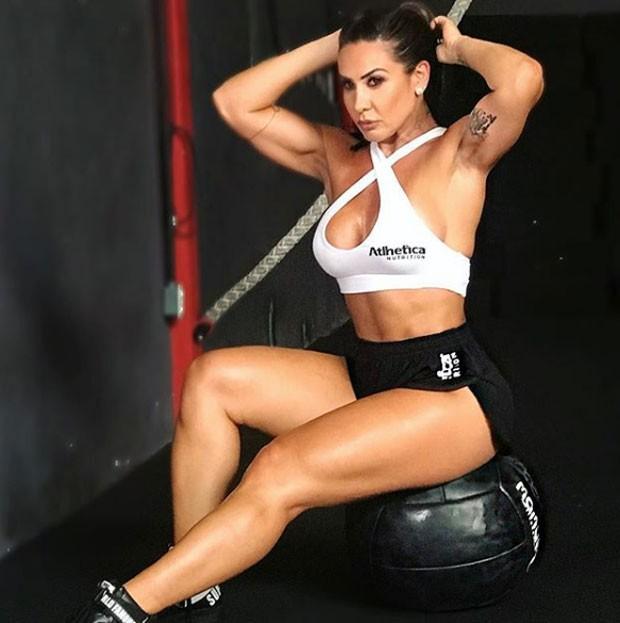 Scheila Carvalho (Foto: Reprodução Instagram)