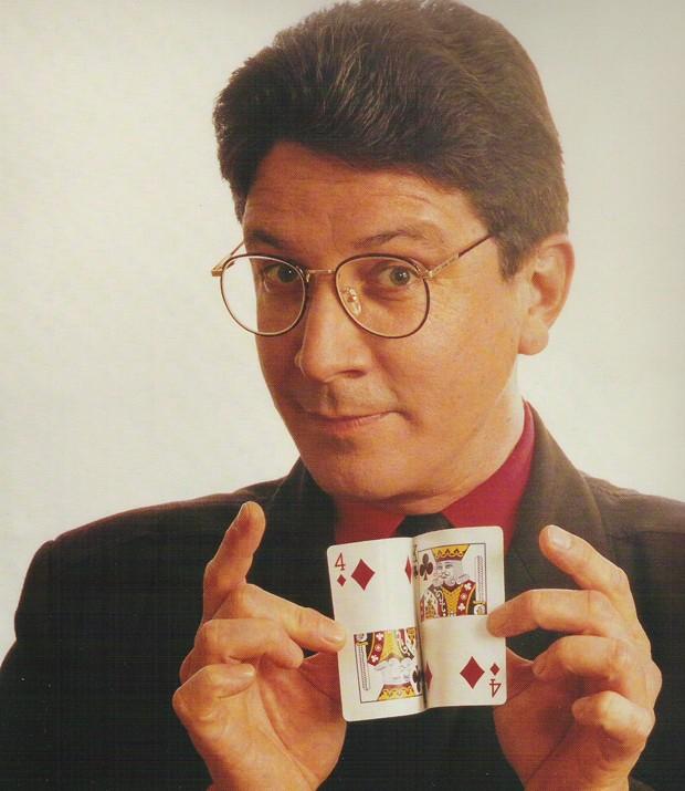 O mágico Daryl Easton (Foto: Reprodução)