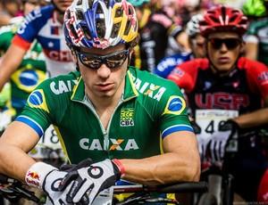 Henrique Avancini foi o destaque do Brasil no Mundial de Mountain Bike