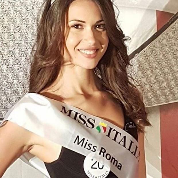 Miss Roma 2016 (Foto: Reprodução/Instagram)