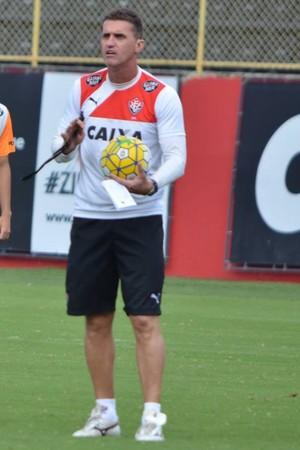 vagner mancini; vagner mancini vitória (Foto: Francisco Galvão/ECV/Divulgação)