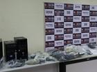 Em MG, PM realiza operação contra o tráfico e lavagem de dinheiro